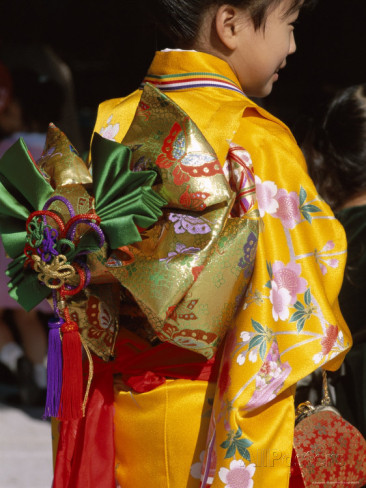 tied-silk-sash-obi-kimono-traditional-dress-japan