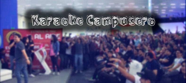Karaoke Campusero
