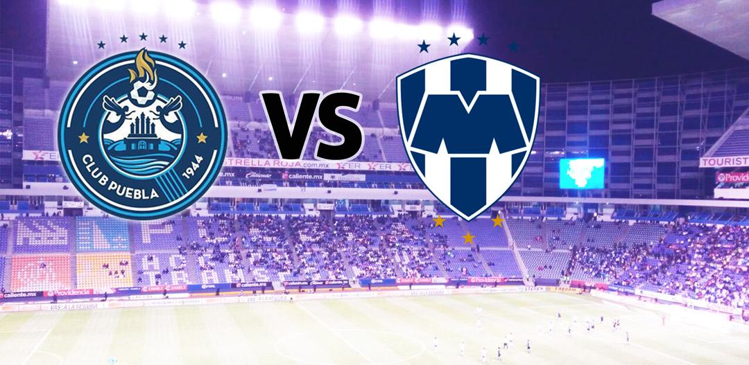 Puebla vs Monterrey | Clausura 2017