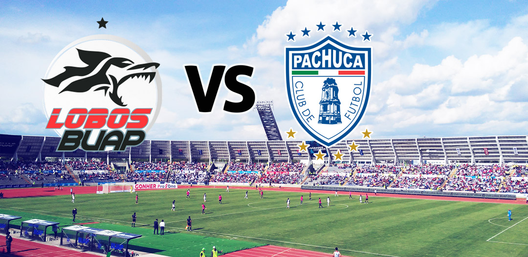 Lobos BUAP vs Pachuca | Jornada 3 | Apertura 2017