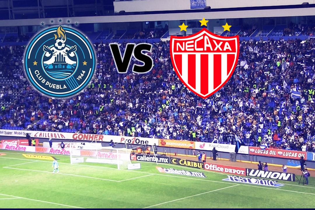 Puebla vs Necaxa   Jornada 9   Clausura 2018