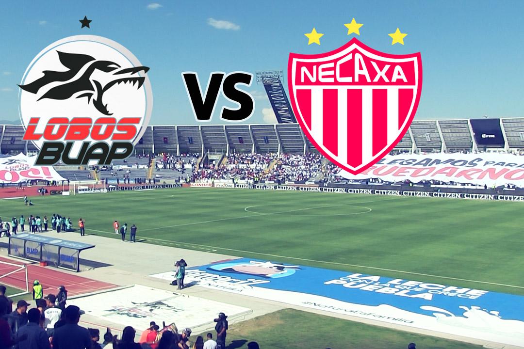 Lobos BUAP vs Necaxa | Jornada 15 | Clausura 2018