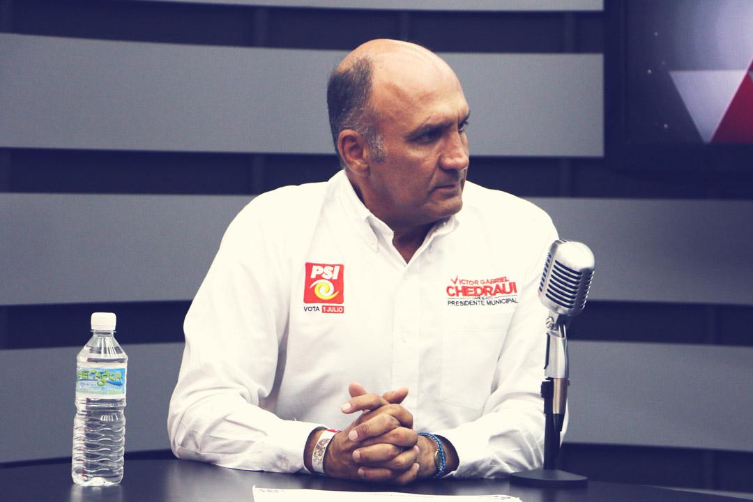Entrevista con Víctor Gabriel Chedraui