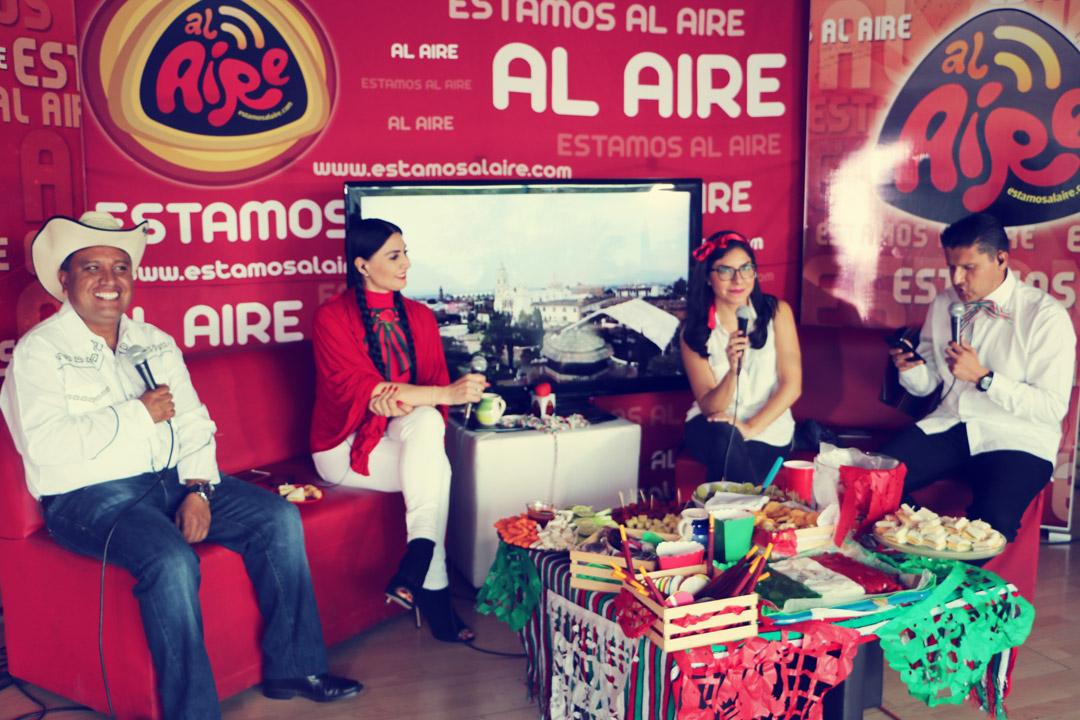 Retro: para cantar con mariachi | Al Aire