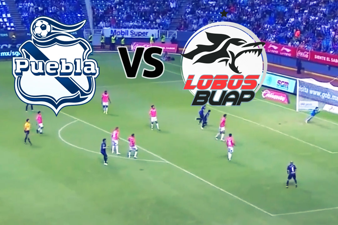 Puebla vs Lobos BUAP | Jornada 12 | Apertura 2018