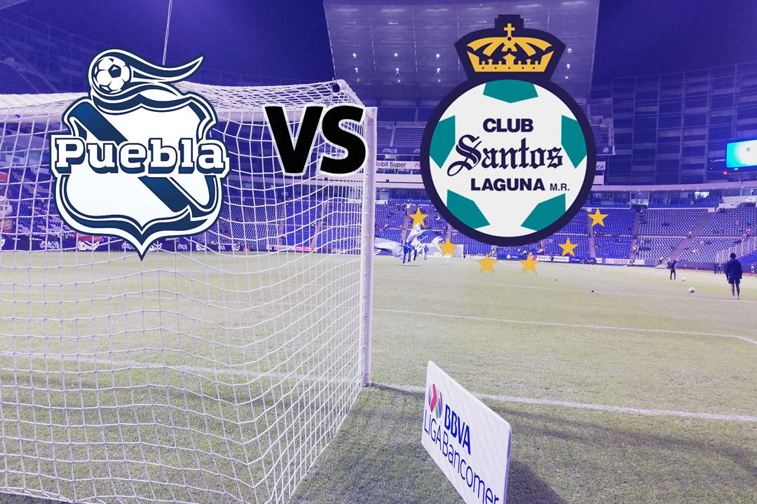 Puebla vs Santos | Jornada 3 | Clausura 2019
