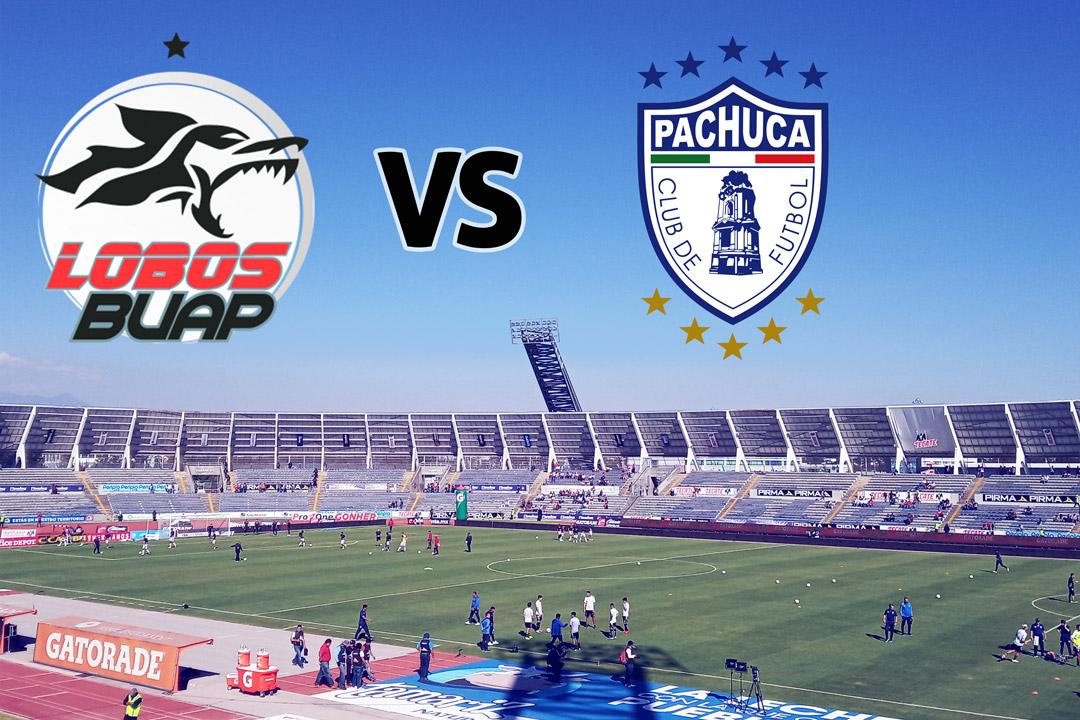 Lobos BUAP vs Pachuca   Jornada 5   Clausura 2019