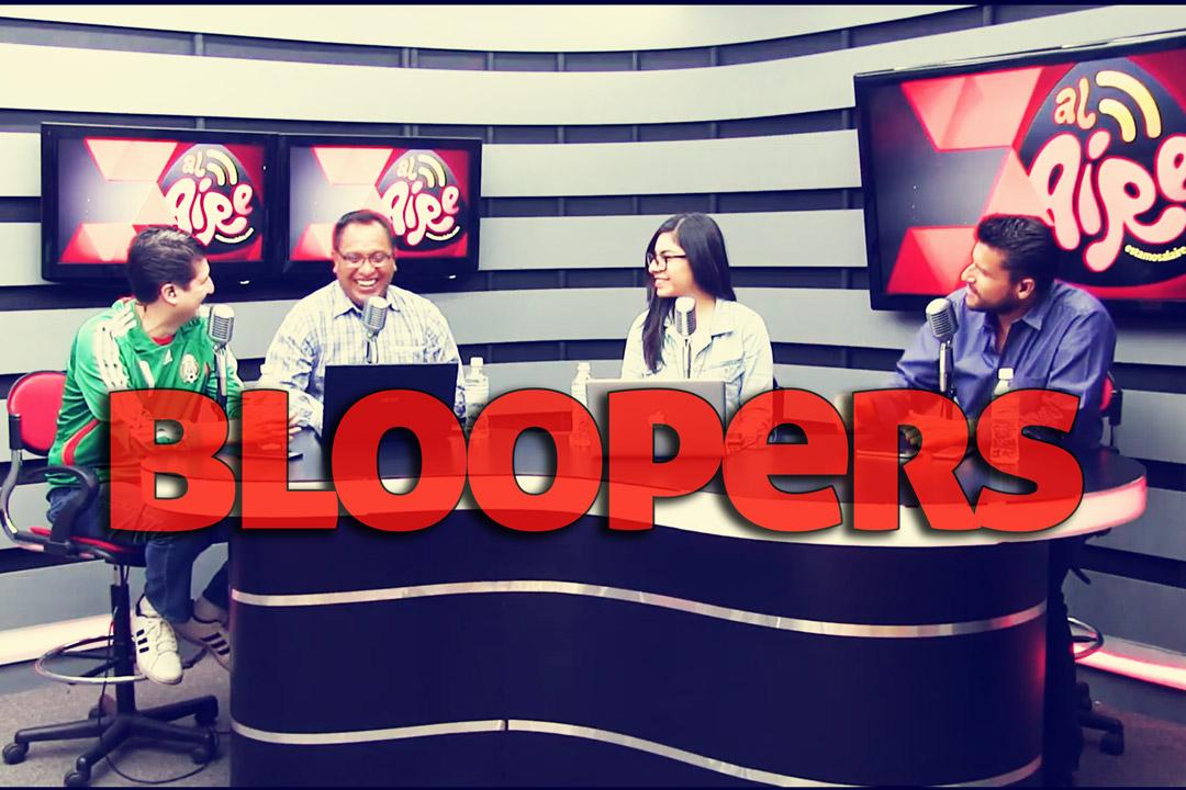 Quincenas de 15 días | Bloopers