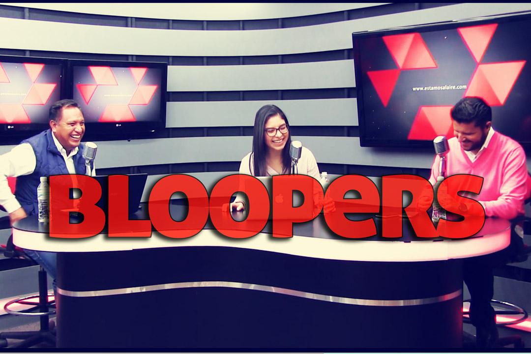 Más famoso que experto | Bloopers