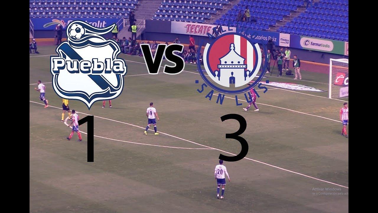 Puebla vs Atlético San Luis | Jornada 9 | Apertura 2019