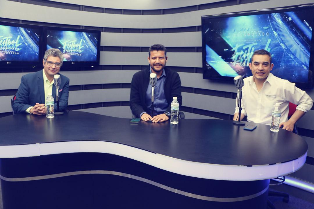 #FutbolEncamotado: Toño Abascal y Miguel Caballero