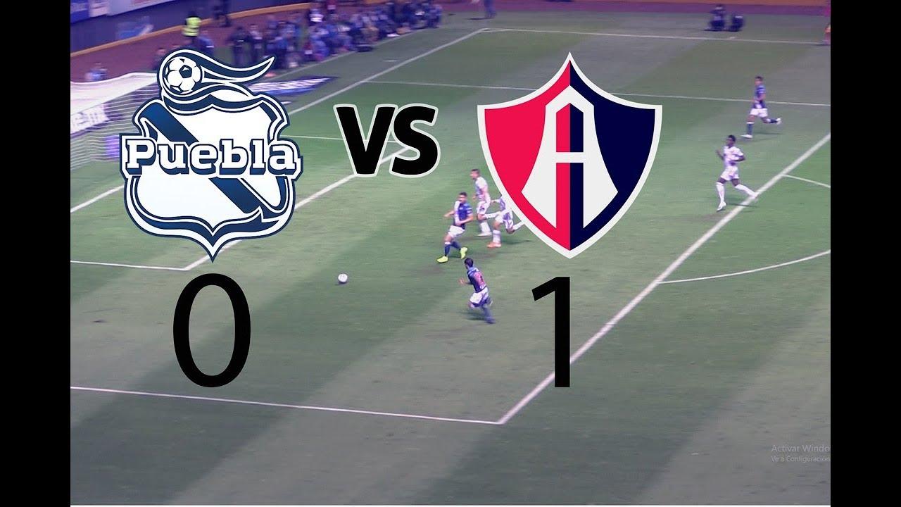 Puebla vs Atlas | Jornada 14 | Apertura 2019