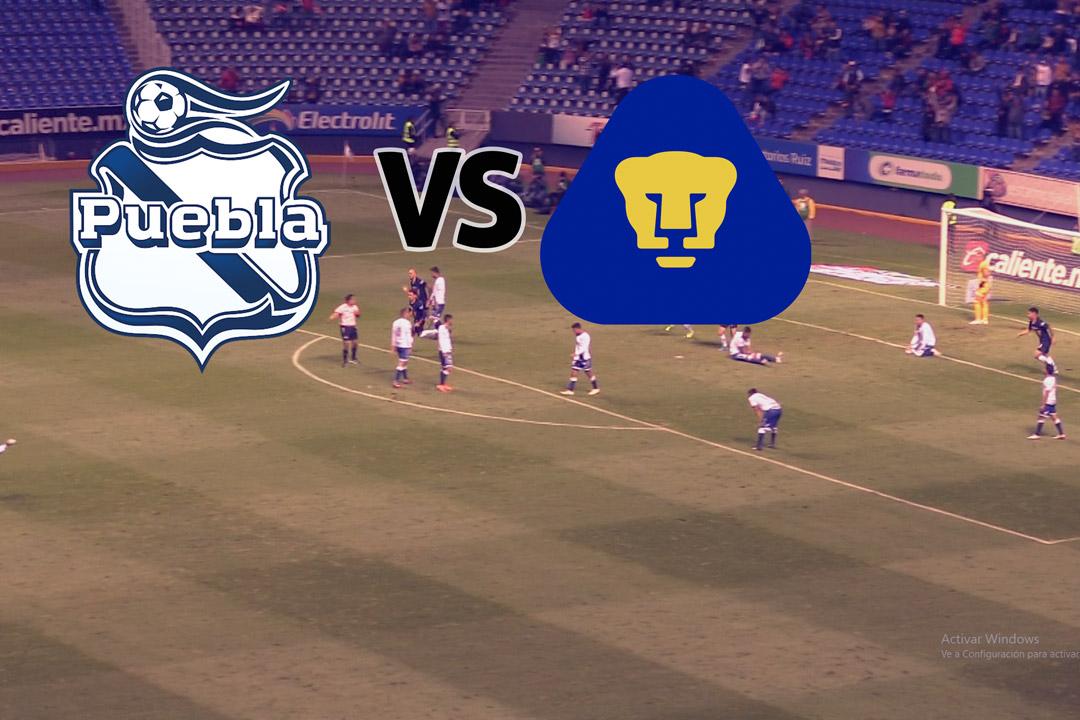 Puebla vs Pumas | Jornada 17 | Apertura 2019