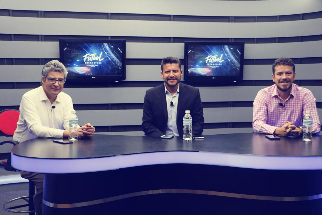 #FutbolEncamotado: Antonio Abascal y Rodrigo Alanís