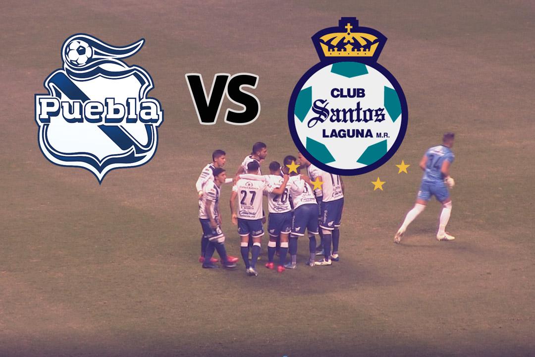 Puebla vs Santos | Jornada 5 | Clausura 2020