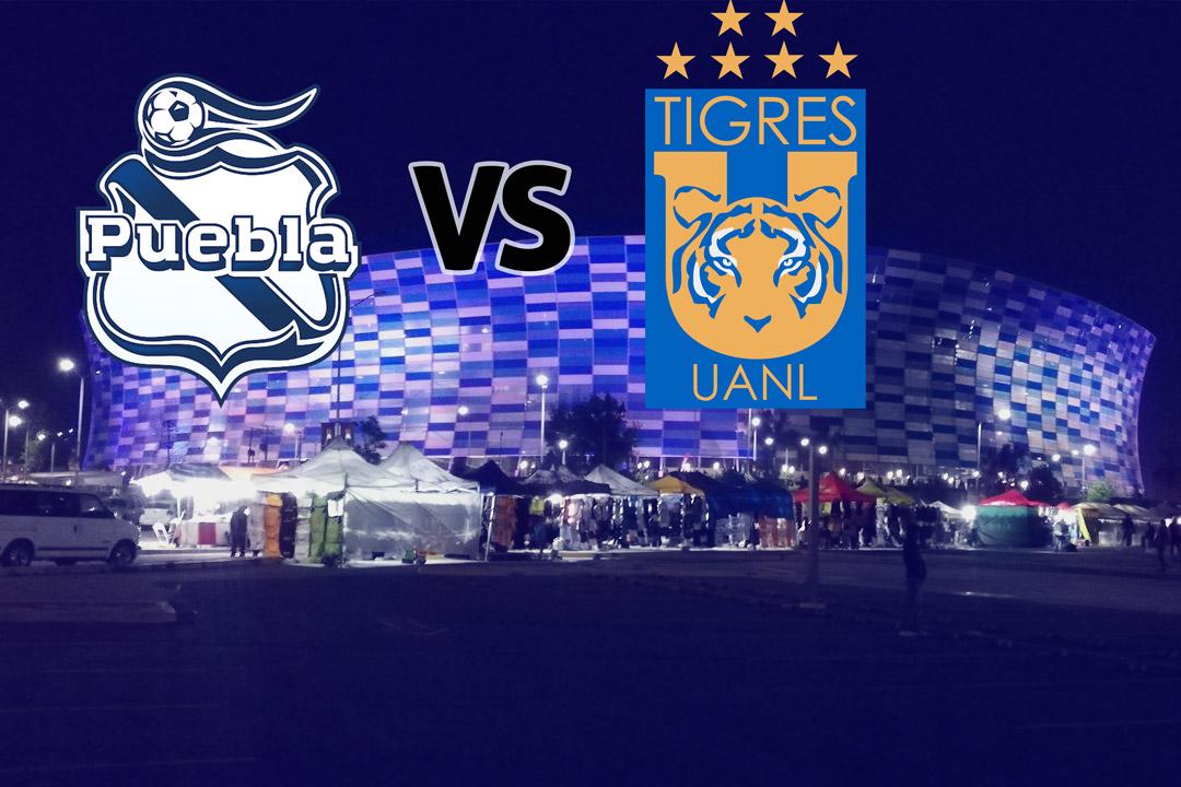 Puebla vs Tigres | Jornada 9 | Clausura 2020