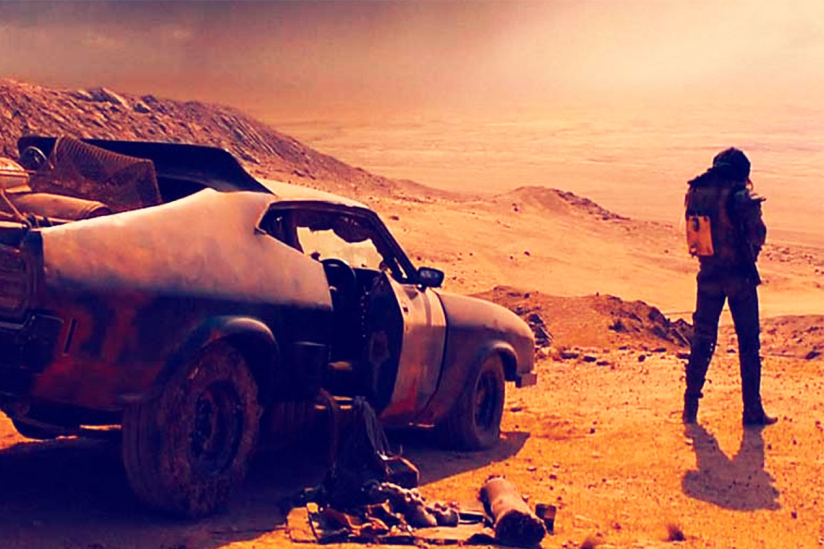 Nostalgia: Películas del 2015