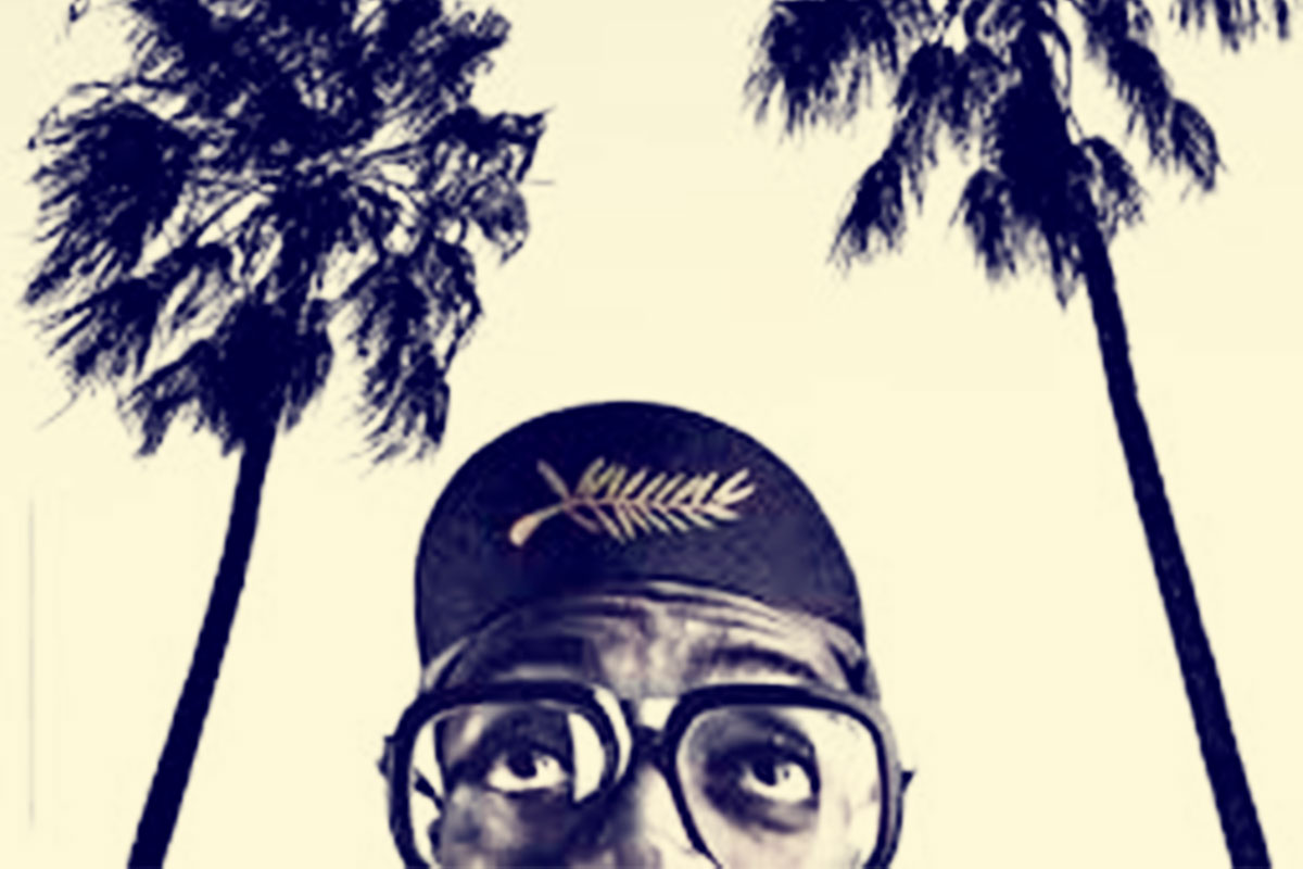 Sobre Cannes, a la distancia